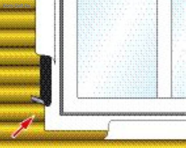 Герметизация швов температурный режим